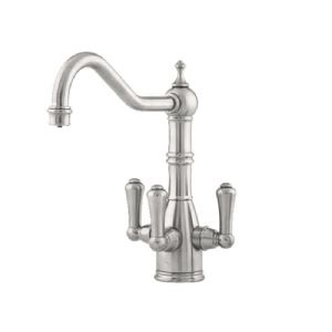 1475 Perrin & Rowe Picardie Sink Mixer Tap with Filtration